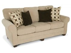 "Maggie II 90"" Innerspring Queen Sleeper Sofa 