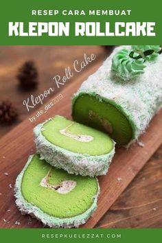 Indonesian Desserts, Asian Desserts, Indonesian Recipes, Indonesian Food, Delicious Cake Recipes, Yummy Cakes, Dessert Recipes, Hot Dog Recipes, Sweet Recipes