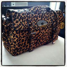 Leopard bag<3