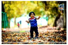 Baby outdoor Photography