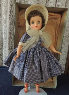 Madame Alexander Elise in Box Outfit #1634  Desires of the Heart Dolls and Smalls