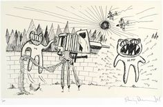 stanley donwood - Google Search