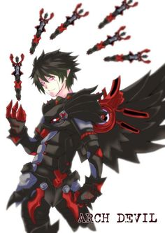 Add Arch Devil Elsword: