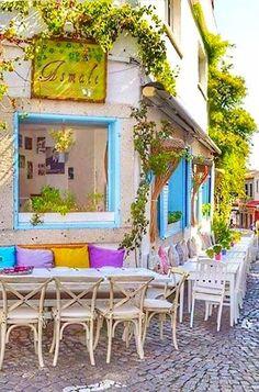 Asmalı Restaurant, Alaçatı, İzmir, Turkey
