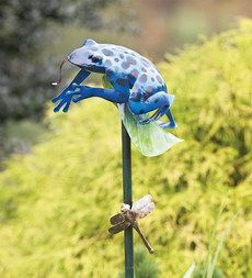 blue-frog-iron-wind-spinner