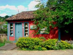 loja de artesanato, fachada linda