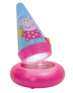 Toy: Peppa Pig Go Glow Light
