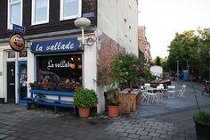 la Vallade - Ringdijk in Amsterdam, informal, lovely food