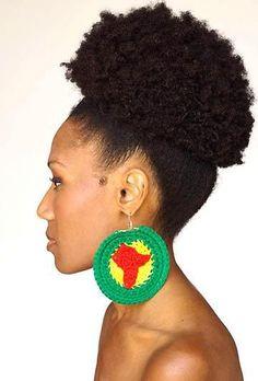 Natural (Afro) – Natural Hair Rocks!