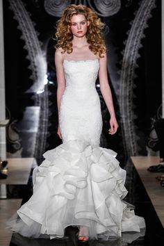 Reem Acra Spring 2014 Bridal 11 - The Cut