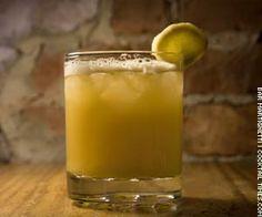 Bee's Nest - clover honey, ginger root, Michter's Kentucky rye whiskey.