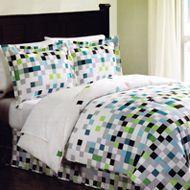 Pixel King Bed Ensemble