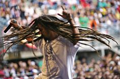 Dread Mar-I Reggio, Dreadlocks, Hair Styles, Beauty, Frases, Famous Singers, Artists, Pictures, Musica