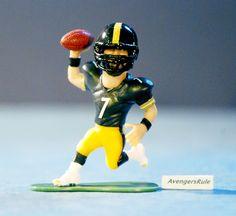 NFL Small Pros Series 3 McFarlane Toys Collectible Figures Roethlisberger Helmet | eBay