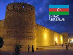 Shiraz -- Siraz  Azerbaijans