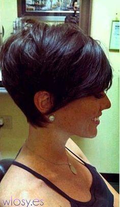 modne fryzury z grzywką, długie,średnie, na…