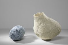 Michal Fargo: Else, 2012, Porcelain, fired mold... – Ceramics Now