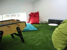comfy grass carpet