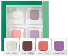 SEPHORA + PANTONE Lanciano Color of the Year 2013, Emerald Capsule Collection - http://www.tentazionemakeup.it/2013/01/sephora-pantone-universe-lanciano-color-of-the-year-2013-emerald-capsule-collection/ #pantone #sephora #makeup #newcollection #eyeshadow