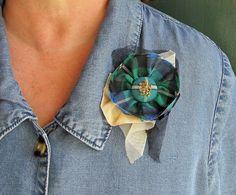 A pinned pin
