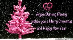 To all our fellow Anja's supporters,  It has been a great year with weight-loss all around, Prof. Noakes' hearing and a real focus on quality food.  We have built our foundation on quality, by providing the widest variety of sugar free, gluten free and low carb products. You can find an Anja's in every province.  Happy Banting this festive season!  Love, The Anja's Team