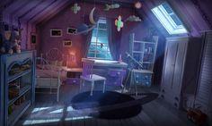 ##Game #gameart #gaming #gamedev #gamedevelopmentart #madheadgames #art #artwork #puppet #childrenroom #girlsroom #toys #tree