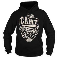 Team CAMP Lifetime Member (Dragon) - Last Name, Surname T-Shirt