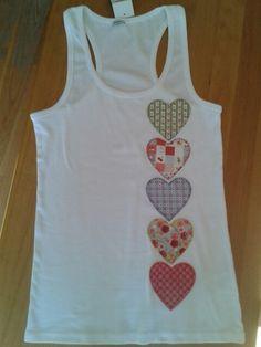 Cuanto amor en una camiseta ♡♥♡