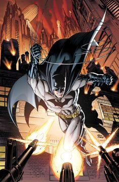 Batman byAndy Kubert