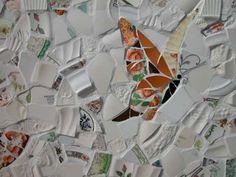 Butterfly Wall Mural © Jenifer Strachan