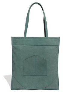 the montmartre tote, 188, available at Madewell-21 Totes Perfect Everyday Bags #refinery29