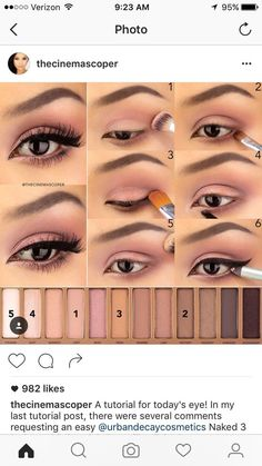 Trendy Bronzed Eyes Make-up EyeMakeupOrange im Jahr 2019 Eye Make up Homeco … - Augen Make Up Anleitung Natural Lipstick, Natural Eye Makeup, Eye Makeup Tips, Makeup For Brown Eyes, Makeup Trends, Makeup Ideas, Makeup Inspo, Makeup Geek, Makeup Tutorials