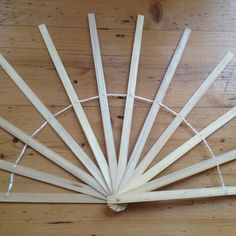 Burlesque Fan Staves by Talulahblueburlesque on Etsy, £9.99