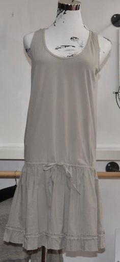 Myrine Pure Arjuna Khaki Slip Dress