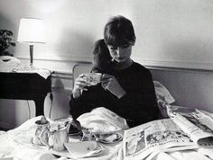 Qui es-tu Parisienne ?: Quand la Parisienne prend son petit-déj'