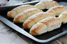 Kifli - Macedonian Cheese Rolls @Kat Ellis Petrovska | Diethood