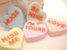 valentine soap