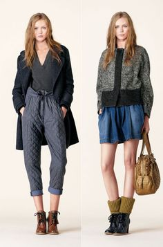 SEE BY CHLOé 2010 Winter LookBook