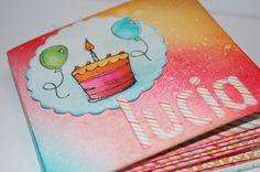 mini álbum cumpleaños