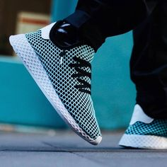 new arrival 3996b eee30 adidas Deerupt Runner Parley Shoes - CQ2908