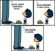 Armandinho Some Words, Comic Strips, Quotations, Cool Pictures, Nostalgia, Language, Mindfulness, Alexandre Beck, Cartoon