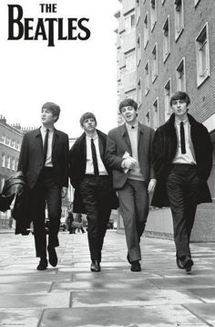 Trends International The Beatles in London Poster Foto Beatles, Beatles Poster, Les Beatles, Black And White Picture Wall, Black And White Canvas, Black And White Pictures, Black White, Beatles Album Covers, Beatles Albums
