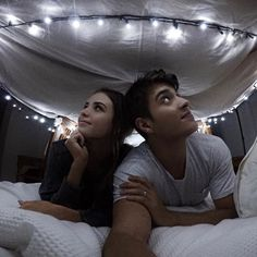 couples who build forts together stay together  its lit fam! ps. be ready for the vlog of this!
