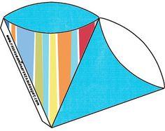 Azul e Listras Coloridas - Kit Completo com molduras para convites, rótulos para guloseimas, lembrancinhas e imagens!