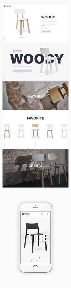 Brothers and Sons. Breaking Standards with innovative furniture and sustainable materials. Last year we helped creating their online presence