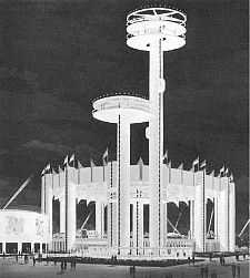 New York Architecture Images- New York State Pavilion