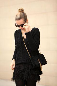 the-fashion-alba:  brooklyn blonde