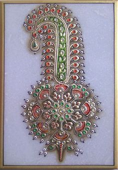 Rich Culture of India has several forms of stone artwork from diverse regions. Brilliantly painted marble from Rajasthan is one of best instances of such stone artwork and can best be called as ?poetry in stone.? The marble paintings of Rajasthan make remarkable and unique gifts for your loved ones. Each one is an classic display of the skill of local artists. Enrich the decor value of the house, office, hotel, etc. Ideal for gifting during weddings, anniversaries, house warming ceremonies…
