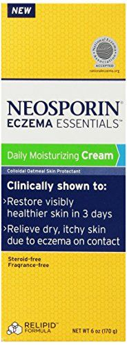 Neosporin Eczema Essentials Daily Moisturizing Cream * Check out this great product by click affiliate link Amazon.com Get Rid Of Eczema, How To Get Rid Of Acne, Best Face Wash, Coconut Oil For Skin, Face Skin Care, Face Cleanser, Skin Cream, Best Face Products, Organic Skin Care