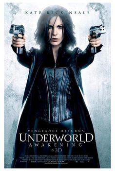Vengeance returns as Kate Beckinsale reprises her role as Selene in the next installment of the the Underworld film series - Underworld: Ships fast. Selene Underworld Costume, Underworld Movies, Theo James, James Bond, Underworld Kate Beckinsale, Love Movie, Movie Tv, 2012 Movie, Heroes